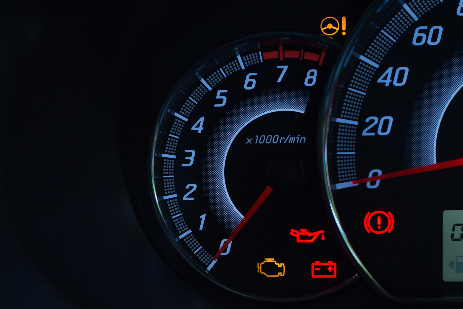 What Those Lights on Your Car Dashboard Mean