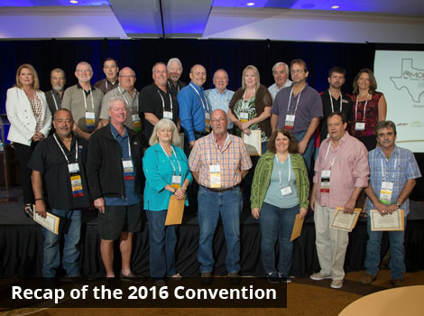 Recap of the 2016 Convention